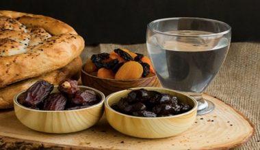 Uzmanlardan Ramazan'da sağlıklı beslenme yöntemleri
