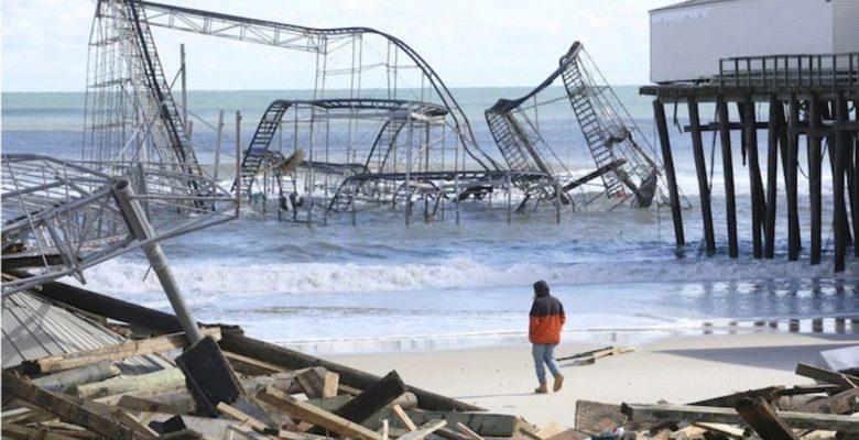 Dünyanın Kabusu Olan Kasırgada Ölü Sayısı 842