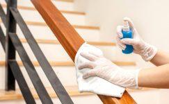 Evde koronavirüs Kuralları ve Ev Hijyeni
